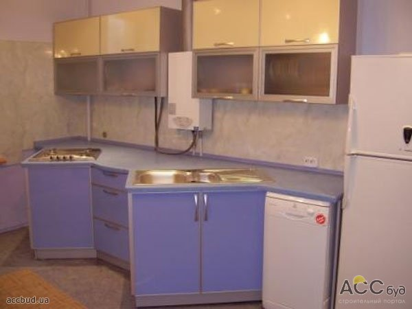 Кухня угловая маленькая своими руками