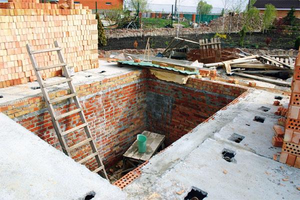 имеем крыша подвала из бетона снять одну или